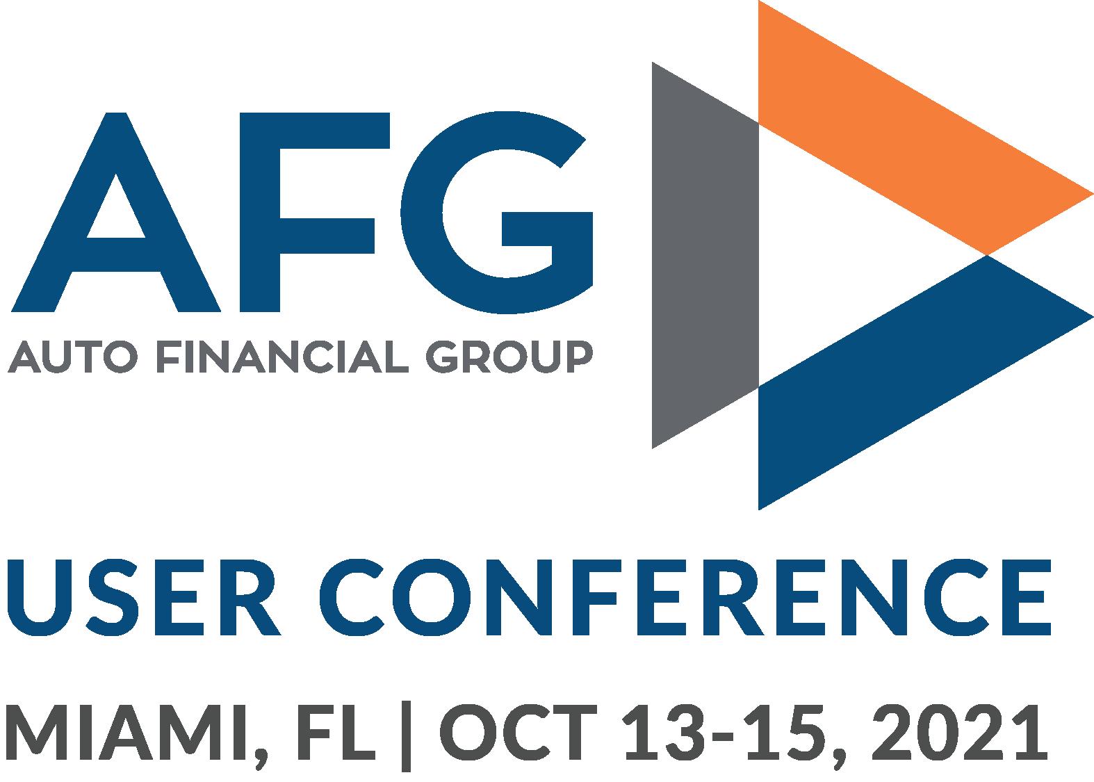 AFG User Conference